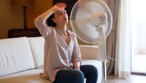 ¿Por qué siempre tengo calor? 15 Posibles causas