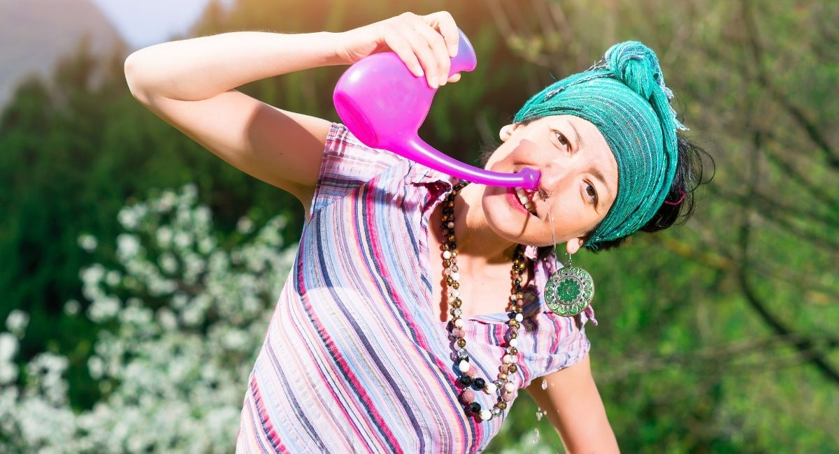 Irrigación nasal: Alivio natural de los síntomas del resfriado y la alergia