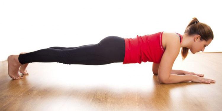 Plan de ejercicios: 7 ejercicios simples que transformarán tu cuerpo en sólo 4 semanas