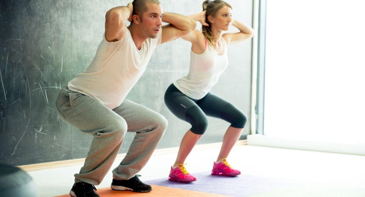Los 7 ejercicios más eficaces