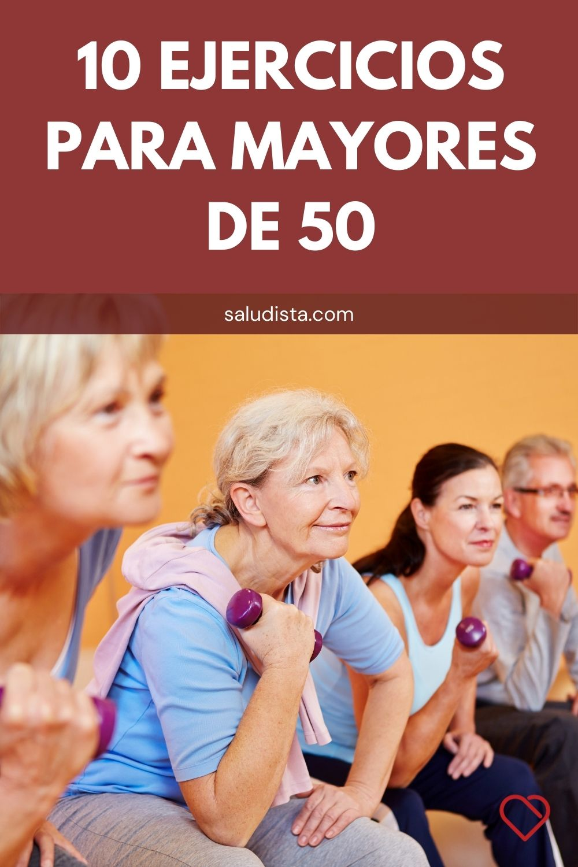 10 Ejercicios para mayores de 50