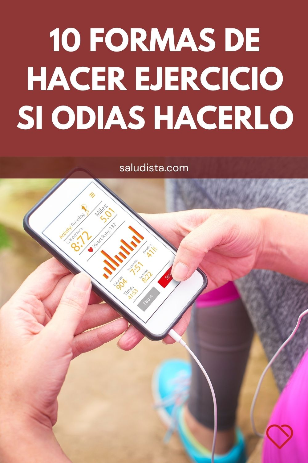 10 formas de hacer ejercicio si odias hacerlo