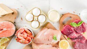 9 buenas fuentes de proteinas