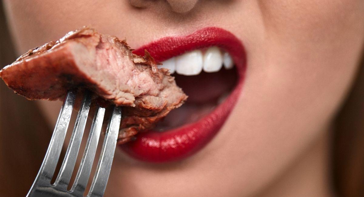 10 Cosas que ocurren al no comer carne